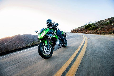 2016 Kawasaki Ninja® 650 ABS in Winterset, Iowa
