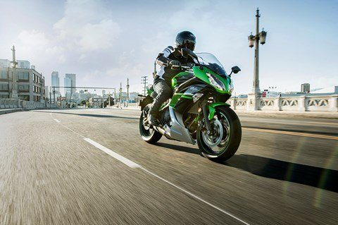 2016 Kawasaki Ninja® 650 ABS in Fontana, California