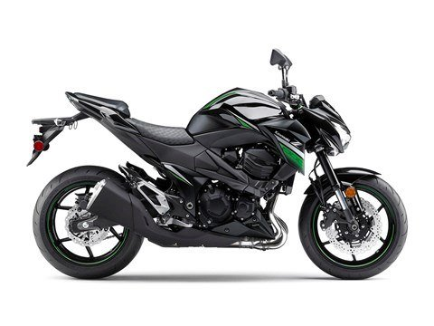 2016 Kawasaki Z800 ABS in Elma, New York