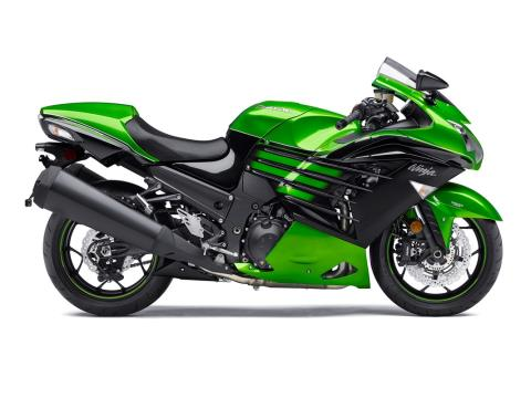 2016 Kawasaki Ninja® ZX™-14R ABS in Highland Springs, Virginia