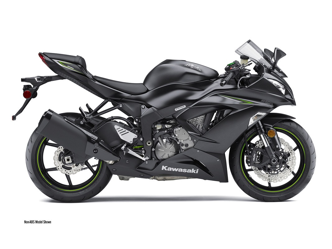 2016 Kawasaki Ninja® ZX™-6R in Greenwood Village, Colorado