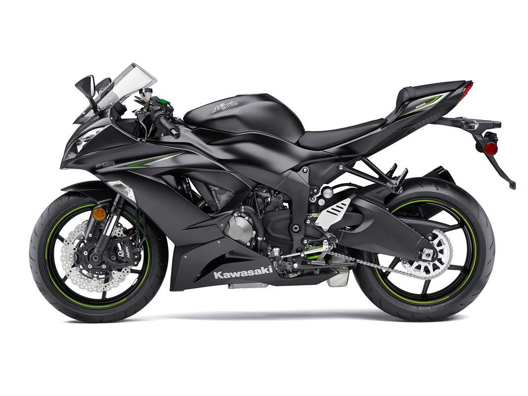 2016 kawasaki ninja zx 6r abs for sale goleta ca 554406. Black Bedroom Furniture Sets. Home Design Ideas