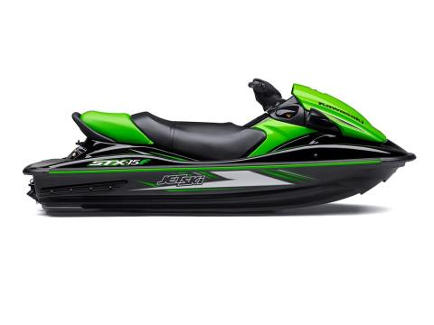 2016 Kawasaki Jet Ski® STX®-15F in Bremerton, Washington