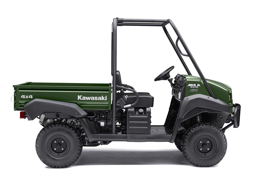2016 Kawasaki Mule™ 4010 4x4 in Fontana, California