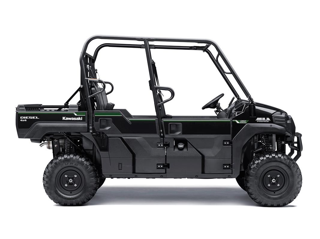 2016 Kawasaki Mule Pro-DXT™ EPS Diesel in Mount Pleasant, Michigan