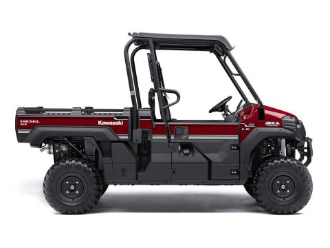 2016 Kawasaki Mule Pro-DX™ EPS LE Diesel in Garden City, Kansas