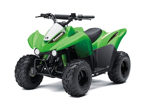 2017 Kawasaki KFX®50 in Pompano Beach, Florida