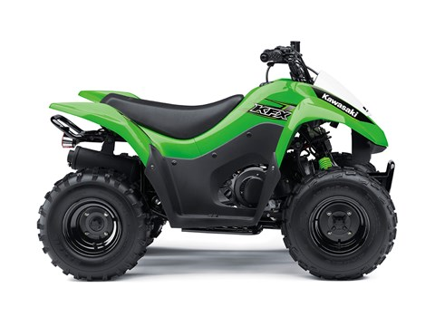 2017 Kawasaki KFX®90 in Clearwater, Florida
