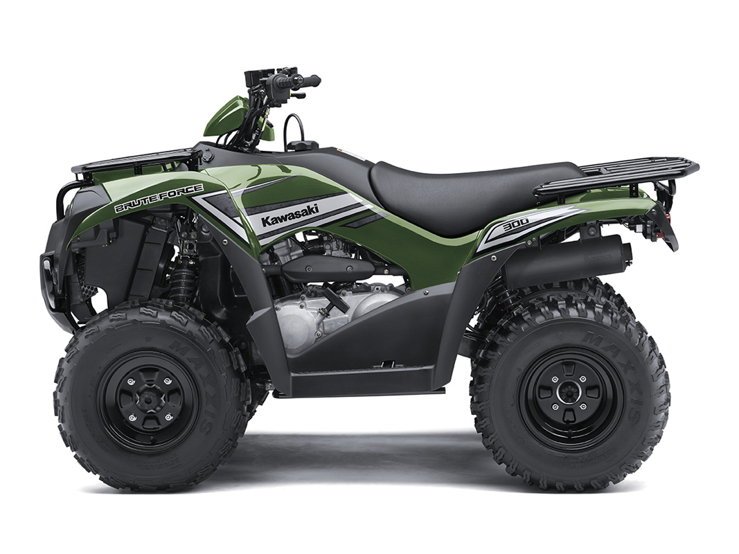 2017 Kawasaki Brute Force® 300 in Corona, California