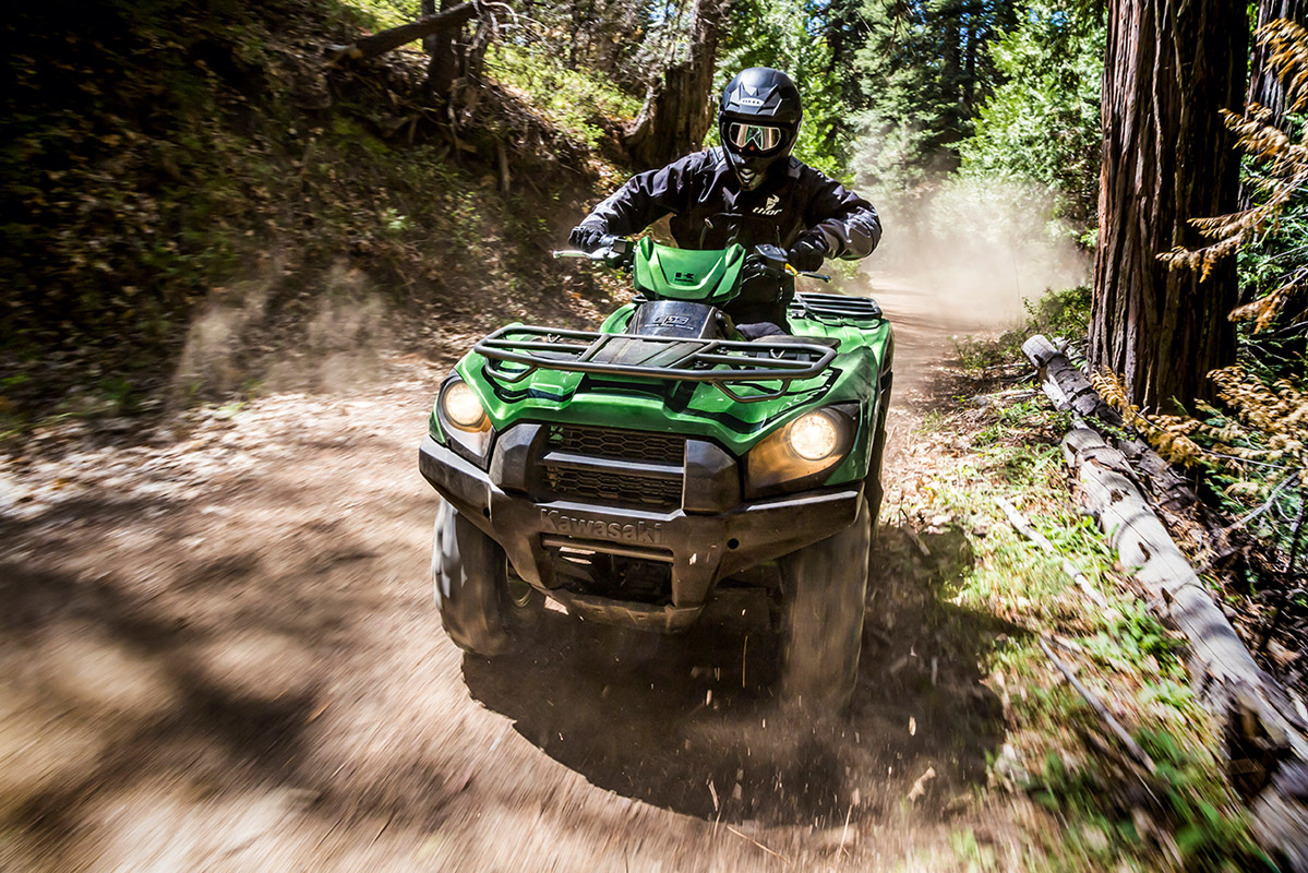 2017 Kawasaki Brute Force 750 4x4i in Orlando, Florida