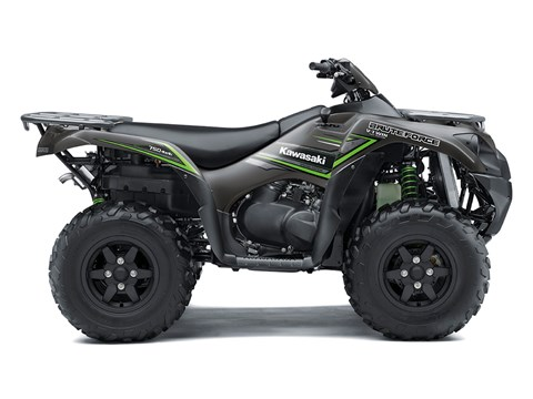 2017 Kawasaki Brute Force® 750 4x4i EPS in Clearwater, Florida