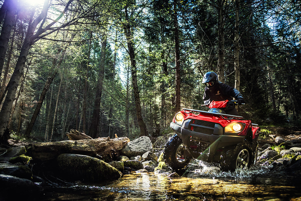 2017 Kawasaki Brute Force® 750 4x4i EPS in Mount Pleasant, Michigan