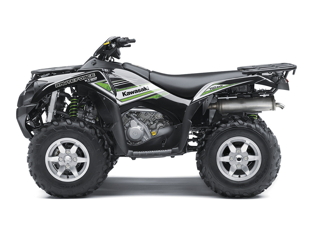 2017 Kawasaki Brute Force® 750 4x4i EPS in Greenwood Village, Colorado