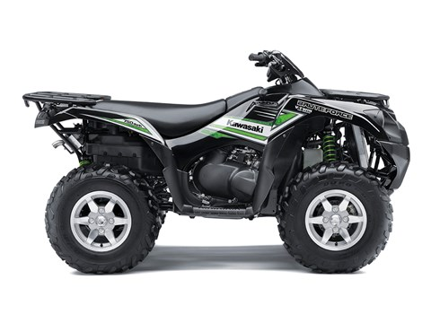 2017 Kawasaki Brute Force® 750 4x4i EPS in Romney, West Virginia