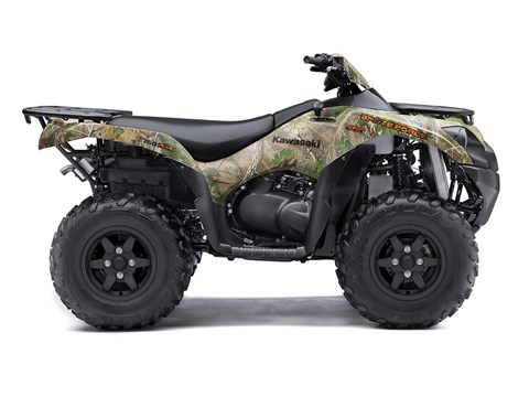 2017 Kawasaki Brute Force® 750 4x4i EPS Camo in Festus, Missouri