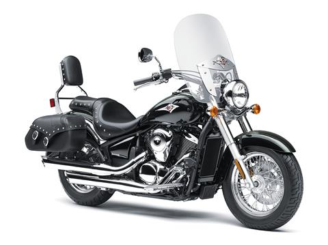 2017 Kawasaki Vulcan® 900 Classic LT in Mount Pleasant, Michigan
