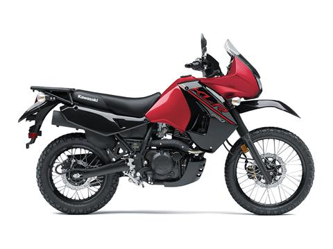 2017 Kawasaki KLR™650 in Gastonia, North Carolina
