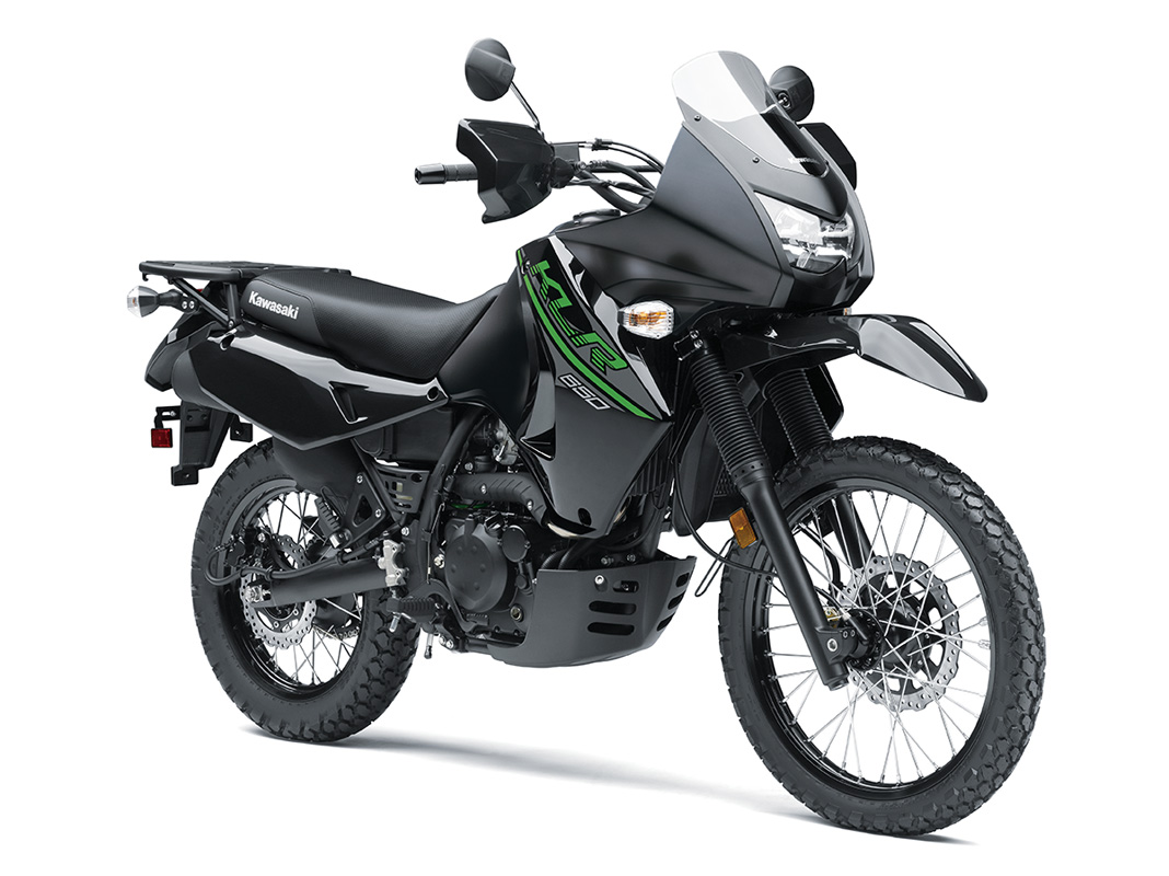 2017 Kawasaki KLR™650 in Clearwater, Florida