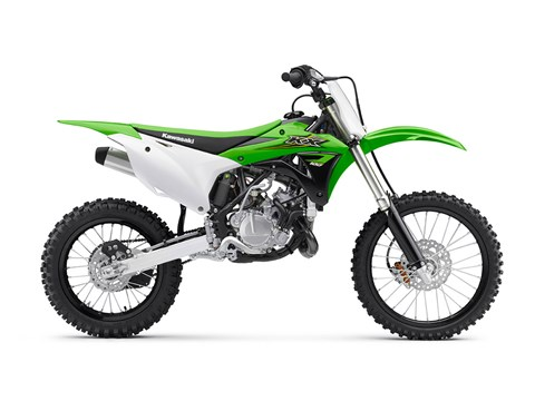 2017 Kawasaki KX100 in Harrison, Arkansas