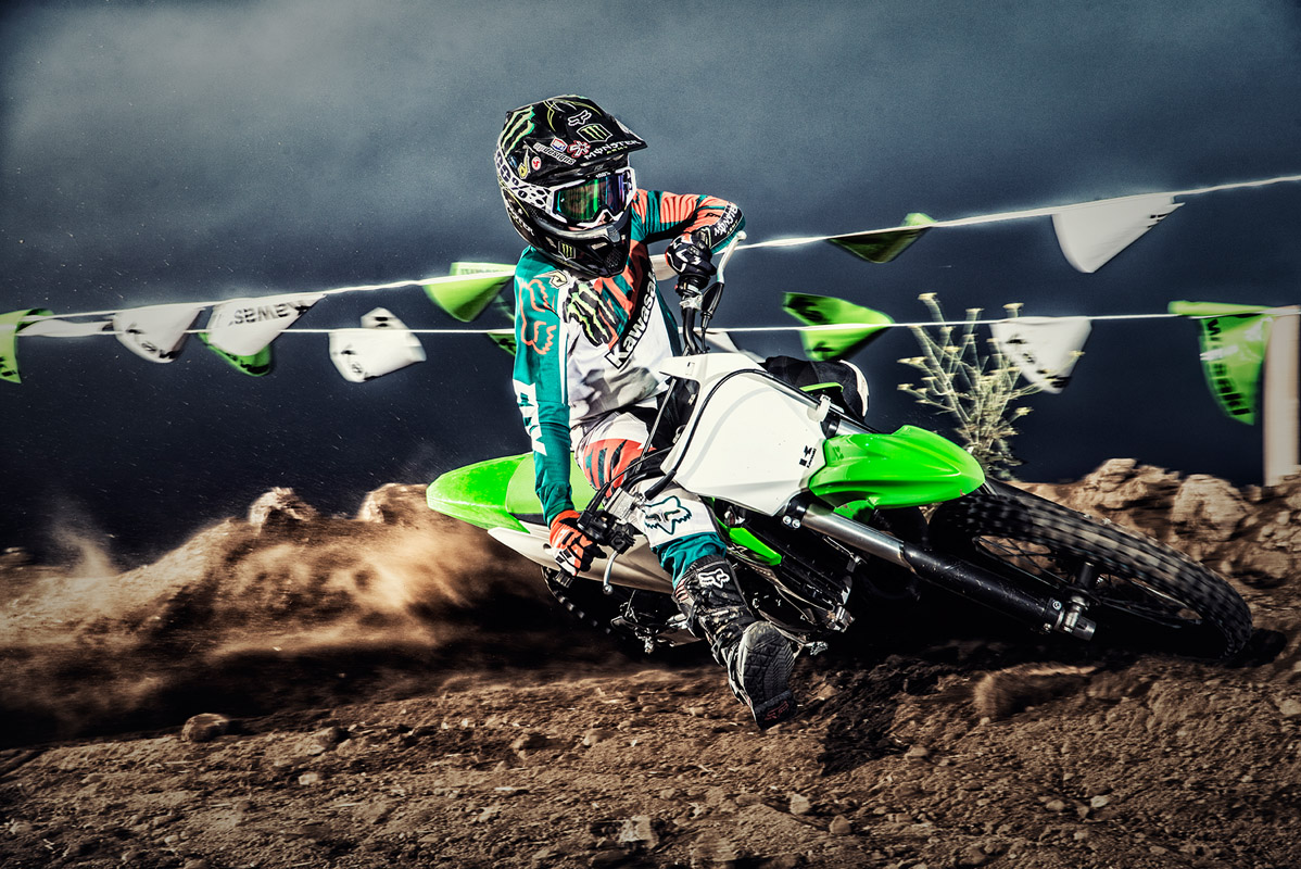 2017 Kawasaki KX™100 in Greenwood Village, Colorado