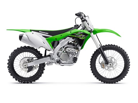 2017 Kawasaki KX™250F in Waterbury, Connecticut