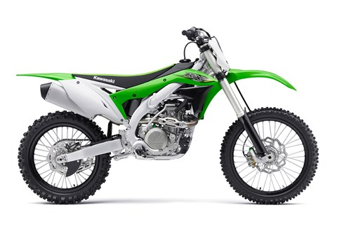 2017 Kawasaki KX™450F in Waterbury, Connecticut