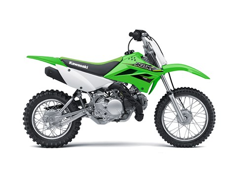 2017 Kawasaki KLX®110 in Mount Pleasant, Michigan