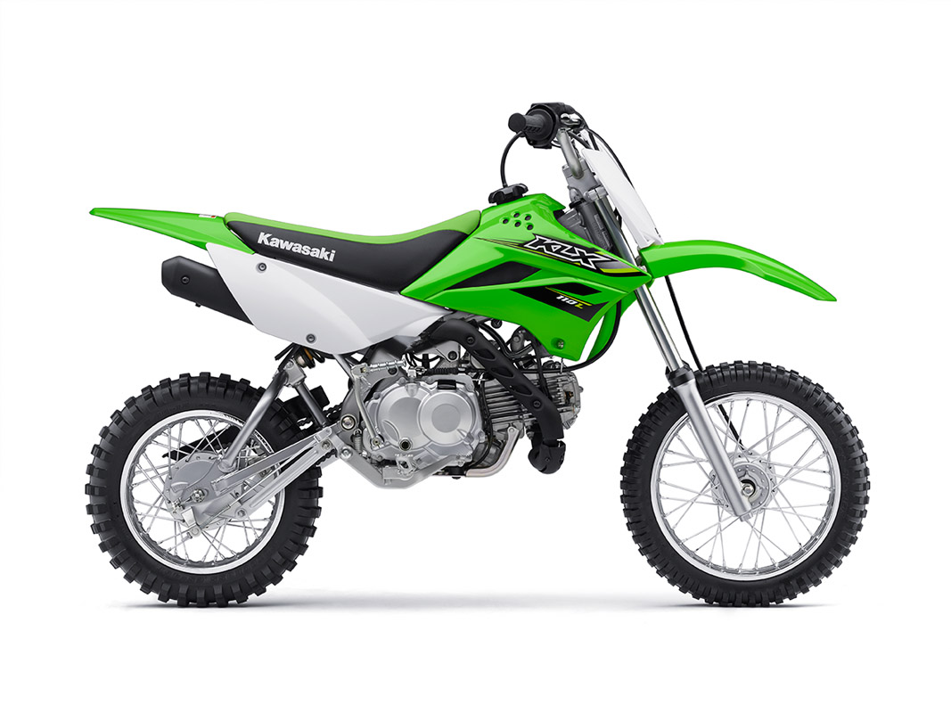 2017 Kawasaki KLX®110L in Greenwood Village, Colorado