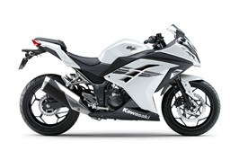 2017 Kawasaki Ninja® 300 ABS in Winterset, Iowa