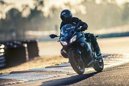 2017 Kawasaki Ninja® 300 ABS Winter Test Edition in Mount Pleasant, Michigan