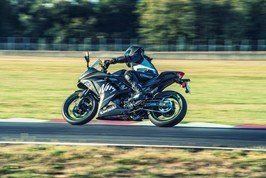 2017 Kawasaki Ninja 300 ABS Winter Test Edition in Harrison, Arkansas