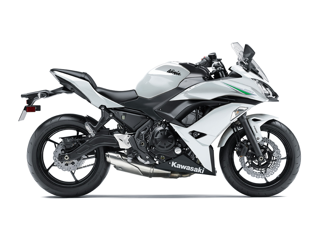 2017 Kawasaki Ninja® 650 in Corona, California