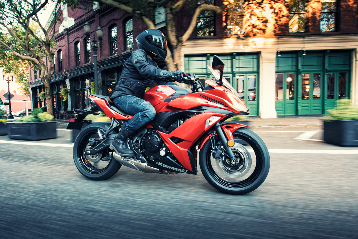2017 Kawasaki Ninja® 650 ABS in Clearwater, Florida