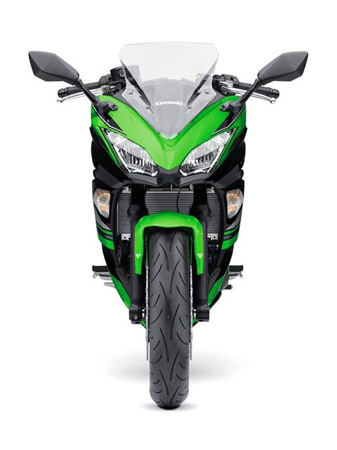 2017 Kawasaki Ninja® 650 ABS KRT Edition in Canton, Ohio
