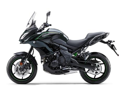 2017 Kawasaki Versys® 650 ABS in Clearwater, Florida