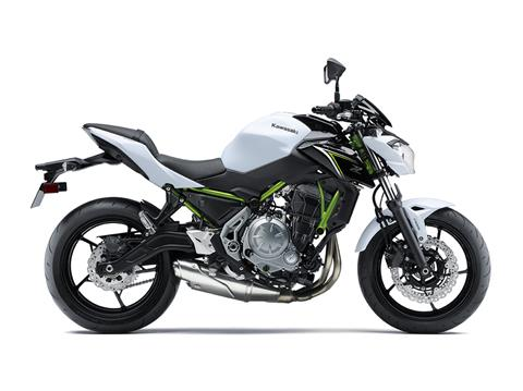 2017 Kawasaki Z650 in Yuba City, California
