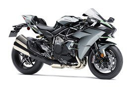 2017 Kawasaki NINJA H2™ in Mount Pleasant, Michigan