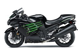 2017 Kawasaki NINJA® ZX™-14R ABS in Mount Pleasant, Michigan