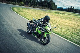 2017 Kawasaki NINJA® ZX™-6R KRT EDITION* in Corona, California