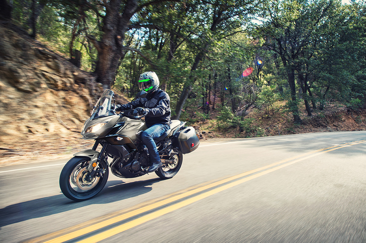 2017 Kawasaki VERSYS 650 LT in Harrison, Arkansas