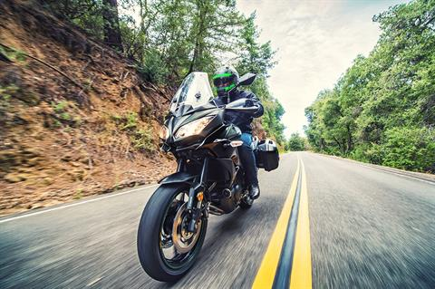 2017 Kawasaki VERSYS® 650 LT in Winterset, Iowa