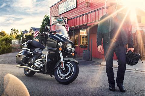 2017 Kawasaki Vulcan 1700 Voyager ABS in Harrison, Arkansas