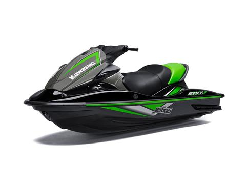 2017 Kawasaki Jet Ski® STX®-15F in Bremerton, Washington