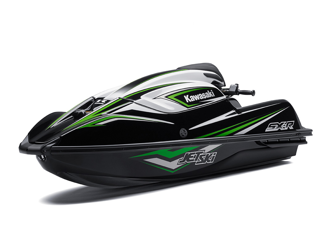 2017 Kawasaki JET SKI® SX-R™ in Roseville, California