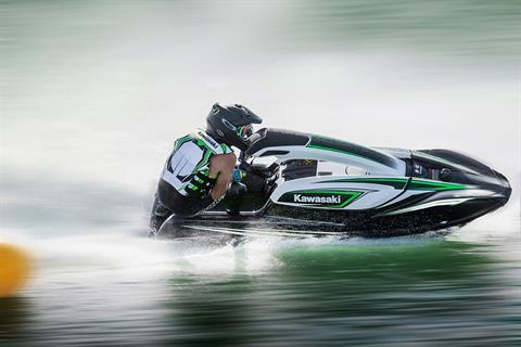 2017 Kawasaki JET SKI® SX-R™ in Mount Pleasant, Michigan