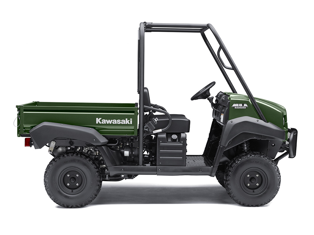 2017 Kawasaki Mule™ 4000 in Greenwood Village, Colorado