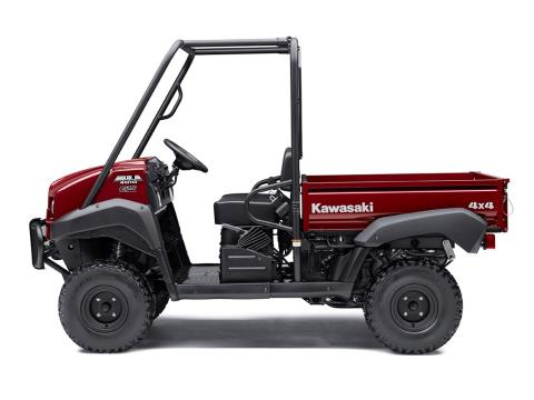 2017 Kawasaki Mule™ 4010 4x4 in Indiana, Pennsylvania
