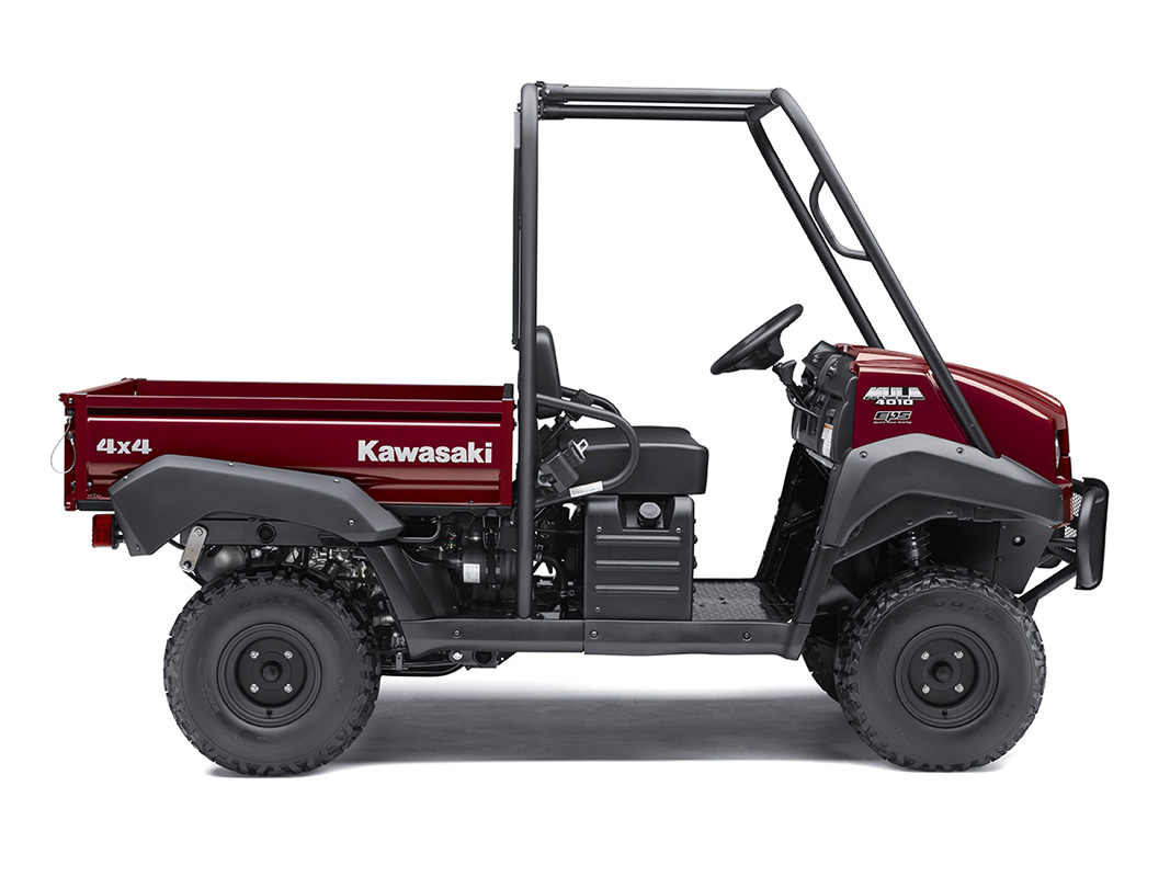 2017 Kawasaki Mule™ 4010 4x4 in Mount Pleasant, Michigan