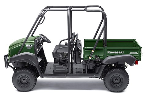 2017 Kawasaki Mule™ 4010 Trans4x4® in Greenwood Village, Colorado