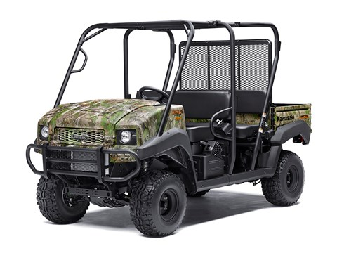 2017 Kawasaki Mule™ 4010 Trans4x4® Camo in Greenwood Village, Colorado